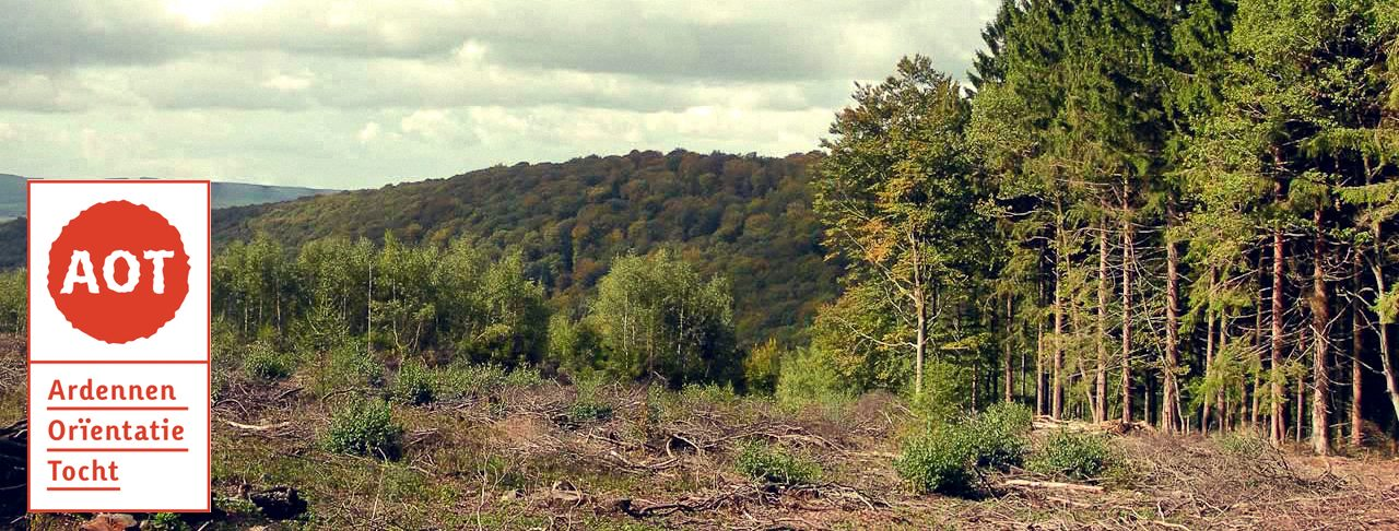 Ardennen Oriëntatie Tocht